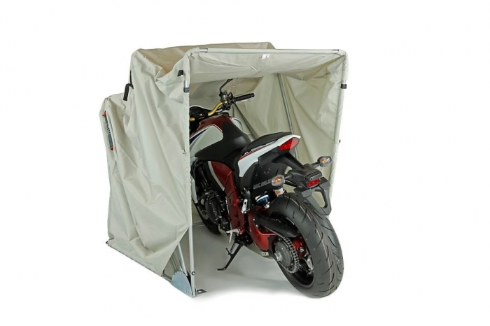 abri moto pliable acebike faltgarage pi ce moto et. Black Bedroom Furniture Sets. Home Design Ideas
