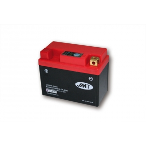 Batterie Moto Lithium HJB612-FP Avec Indicateur