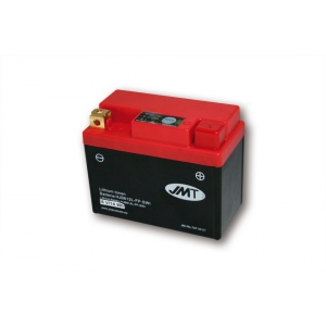 Batterie Moto Lithium HJB612L-FP Avec Indicateur