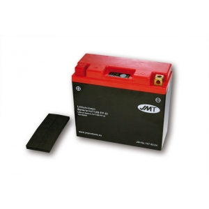 Batterie Moto Lithium HJT12B-FP Avec Indicateur
