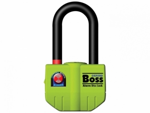 Bloque Disque Alarme SRA Oxford Boss Alarm Disk Lock