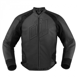 Blouson Moto Cuir Icon Hypersport