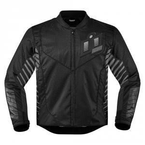 Blouson Moto Textile Icon Wireform