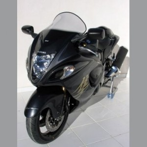 Bulle Ermax Haute protection GSX-R 1340 Hayabusa 2008 - 2011