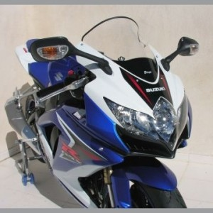 Bulle Ermax Haute protection GSXR 600 / 750 2008 - 2010