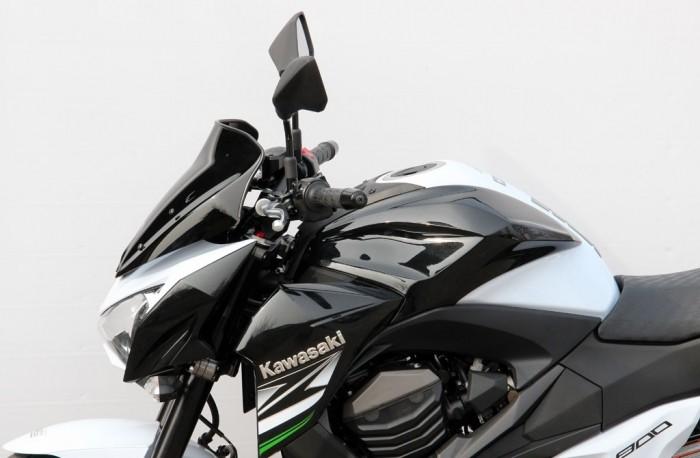 achat bulle moto mra sport kawasaki z 800 2013 pi ces et accessoires moto. Black Bedroom Furniture Sets. Home Design Ideas