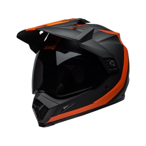 Casque BELL MX-9 Adventure MIPS Switchback Noir