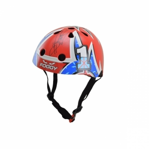 Casque Enfant Kiddimoto Carl Fogarty