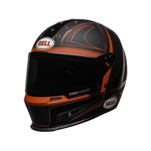 Casque Moto BELL ELIMINATOR Hart Luck Mat SE