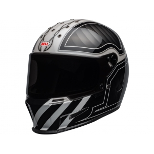 Casque Moto BELL ELIMINATOR OUTLAW Brillant