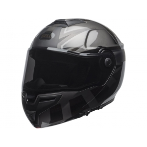 Casque Moto BELL SRT Modulable Blackout Gris/Noir