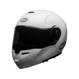 Casque Moto BELL SRT Modulable Blanc Brillant