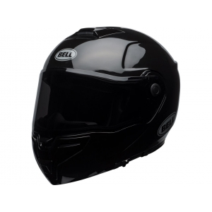 Casque Moto BELL SRT Modulable Noir Brillant
