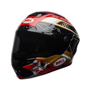 Casque Moto BELL Star MIPS Isle Of Man 18.0 Brillant