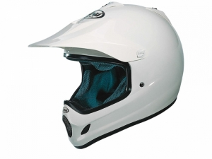 Casque Moto Cross Enfant ARAI VX-Pro Junior White Taille L (51-52cm)