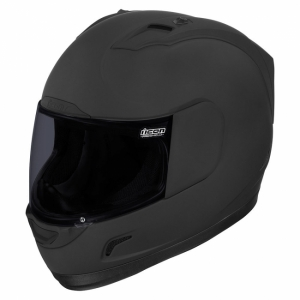 Casque moto Icon Alliance Dark