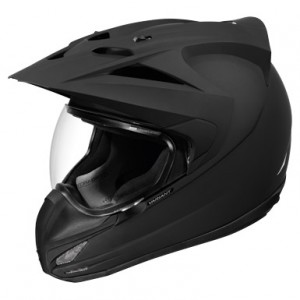 Casque Moto Icon Variant Solid Brillant