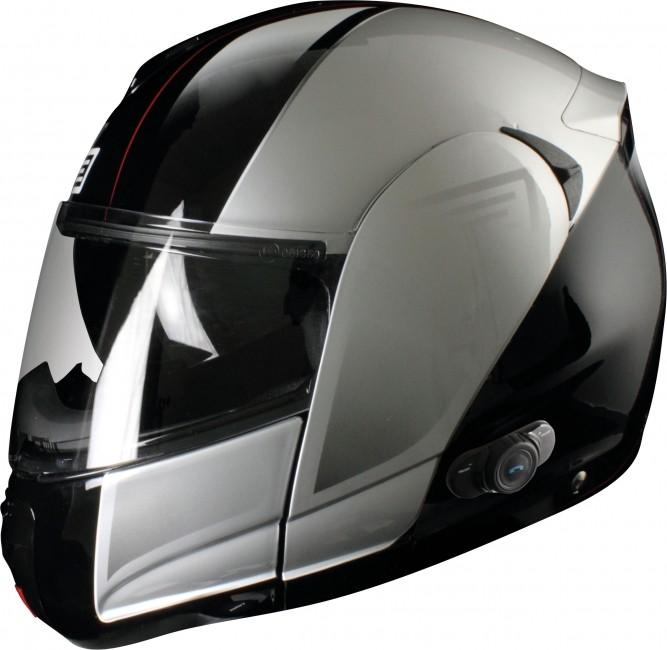 Acheter Casque Moto Origine Tecno Cruiser Modulable Bluetooth