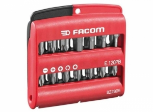 Coffret 28 Embouts 1/4 High Perf Facom