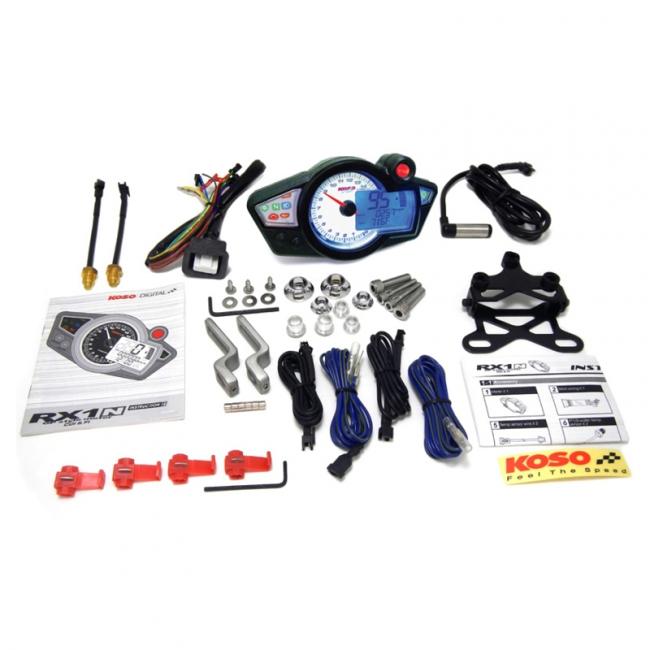 acheter compteur moto universel rx1n koso ba011210 pi ce moto et accessoire. Black Bedroom Furniture Sets. Home Design Ideas