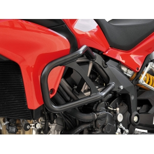 Crash Bar IBEX DUCATI Multistrada (10-) Noir