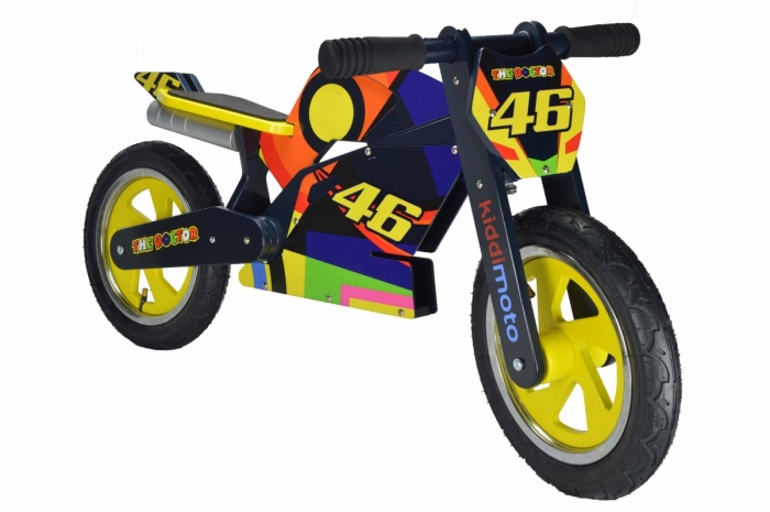 achat vente draisienne bois valentino rossi kiddimoto. Black Bedroom Furniture Sets. Home Design Ideas