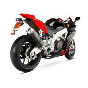 Echappement Aprilia RSV4 09-14 Scorpion Oval