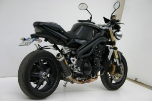 Echappement moto Speed Triple 1050 05-06 Mivv GP