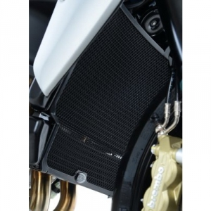 Grille protection radiateur RG racing noir MV Agusta 800 DRAGSTER