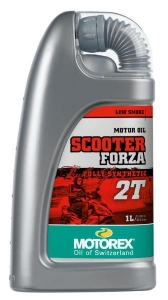 Huile Moto Scooter Forza 2T Motorex