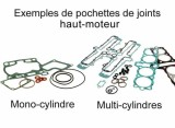 Kit Joints Haut-Moteur AM6/Red Rose