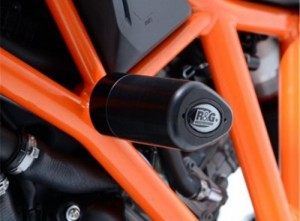 Kit tampons de protection Aéro KTM Superduke 2014 +