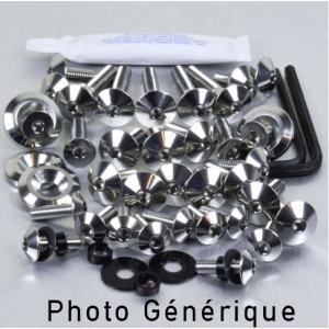 Kit Visserie Carénage en Inox 316 Cagiva Canyon 500 98-99