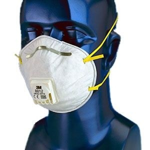 Masque de Protection FFP1 3M 8812