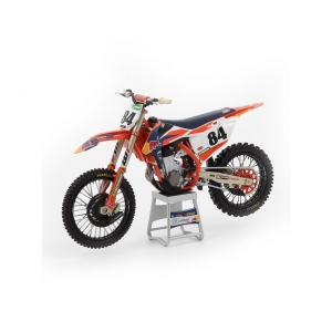 Moto Miniature KTM SX-F450 2017 Jeffrey Herlings N°84
