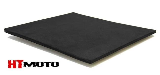 mousse de selle moto universel 9mm. Black Bedroom Furniture Sets. Home Design Ideas