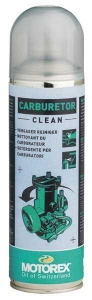 Nettoyant carburateur MOTOREX Carburetor 500ml