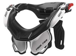 Protection Cervicale Leatt Brace Gpx4.5 Blanc