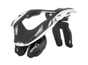 Protection Cervicale Leatt Brace Gpx5.5 Blanc