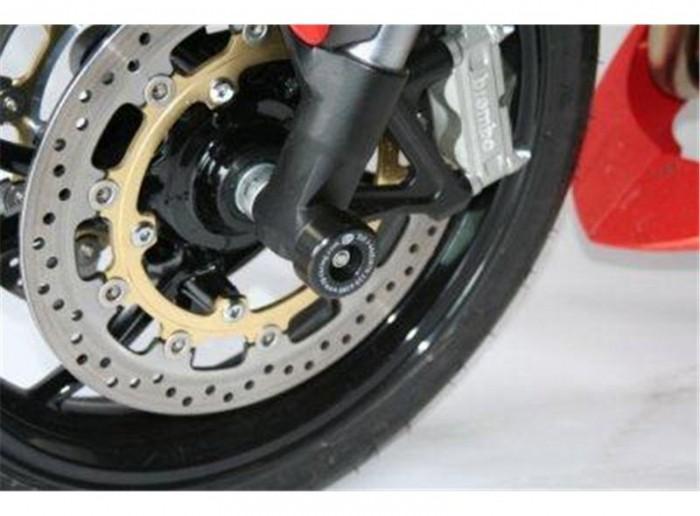 protection fourche speed triple 1050 tiger 1050 r g racing pi ce de moto fp0032bk. Black Bedroom Furniture Sets. Home Design Ideas