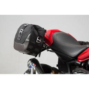 Sacoches Latérales Moto et Support SW Motech Ducati Monster 1200/S ,16-.