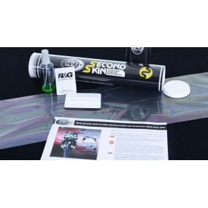 Seconde Peau Protection Moto R&G RACING transparent Yamaha R3/R25