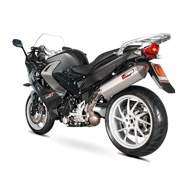 acheter silencieux scorpion serket bmw f 800 gt r 13 14 pi ce de moto pas cher. Black Bedroom Furniture Sets. Home Design Ideas
