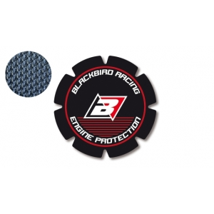 Sticker de couvercle d'embrayage Blackbird Honda CR125/250