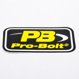 Sticker Probolt 75mm x 45mm