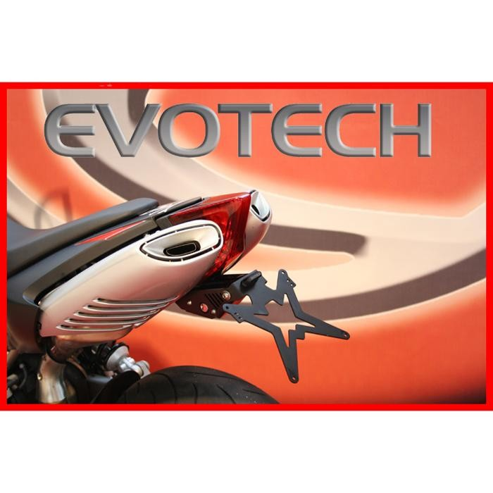 Support de plaque Dorsoduro Evotech