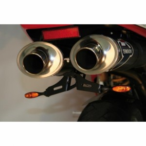 Support de plaque Ducati 848 08-11 / 1098 S/R 07-11 R&G Racing