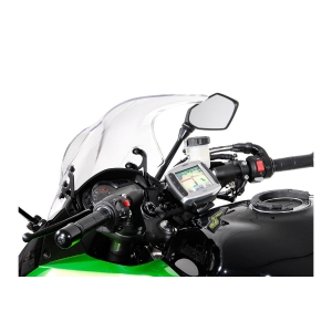 Support GPS Moto Quick Lock Noir Anti-Vibration KAWASAKI Z1000 SX