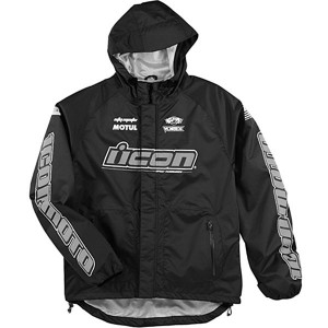 Veste moto Icon PDX Waterproof