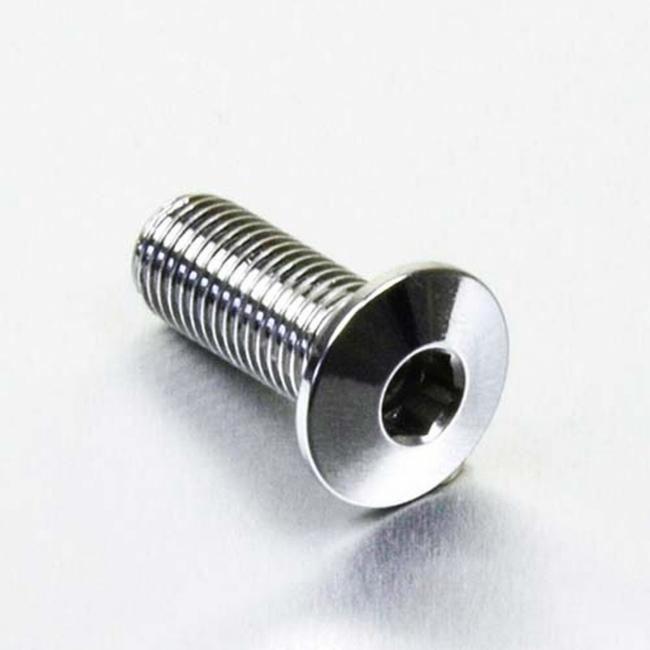 par 20 Vis à tête cylindrique en acier inoxydable 3mm x 25mm hauteur 0.50mm